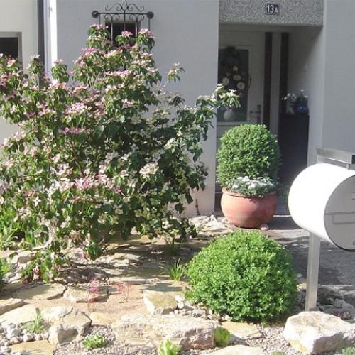 Bruno Stauffer AG, Gartenbau, Pieterlen