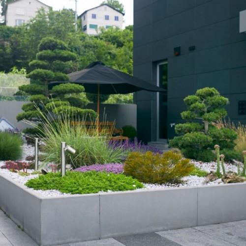 Schnyder Gartenbau & Pflege, Thalwil