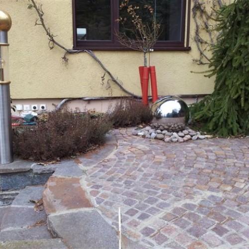 Garten Pfister, Hedingen