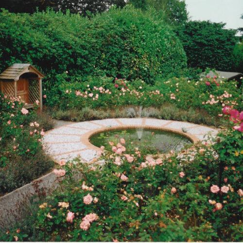 Richard Marti Garden Architecture, Näfels